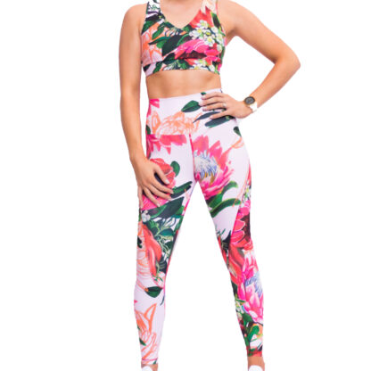 blooming in protea sports set